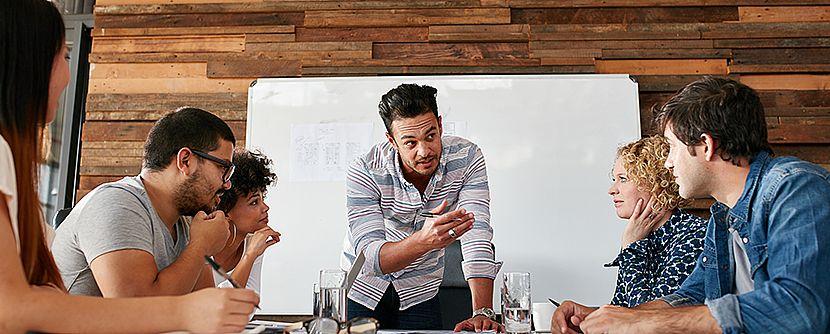 Liderança para gestores: o que fazer para firmar uma relação de confiança