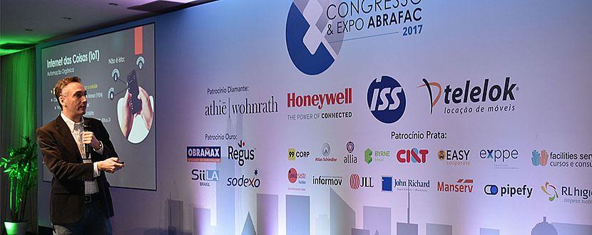 """Congresso & Expo ABRAFAC: """"Somos capazes de comercializar valor de maneira diferente"""""""