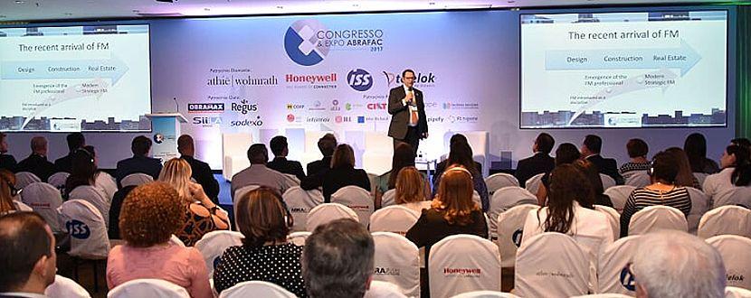 """Congresso & Expo ABRAFAC: """"As novas construções vão precisar de pessoas inteligentes para operá-las"""""""