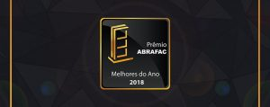 Prêmio ABRAFAC Melhores do Ano 2019 – Inscrições Abertas