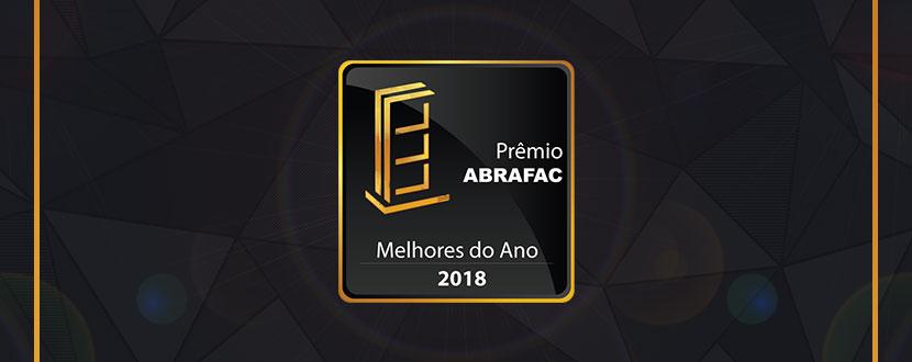Prêmio ABRAFAC Melhores do Ano 2018: Confira a lista dos finalistas!
