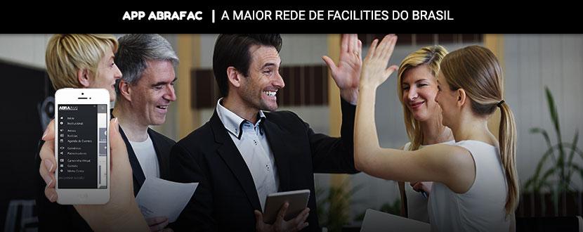 APP ABRAFAC oferece oportunidade imperdível para ampliar a rede de contatos