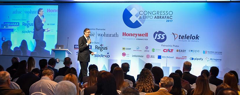 Retrospectiva: as palestras do Congresso & Expo ABRAFAC 2017
