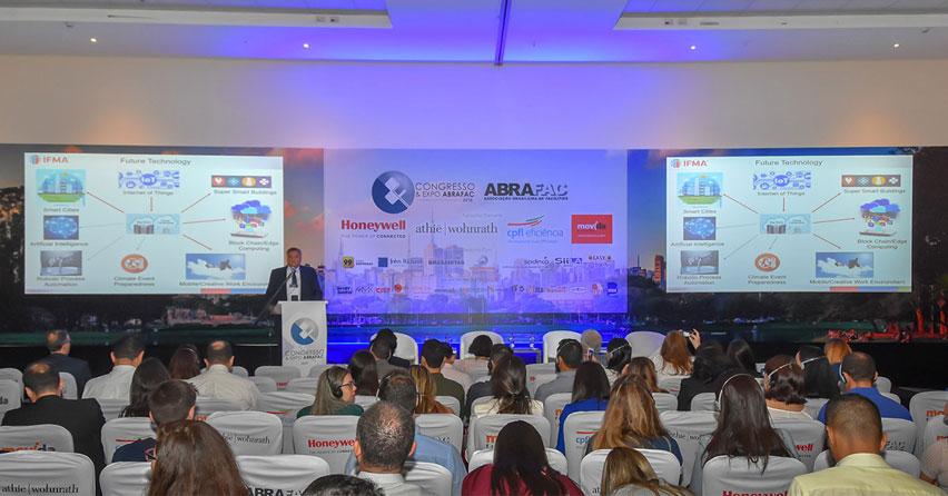 Congresso & Expo ABRAFAC 2018: As grandes evoluções no facility que estão por vir