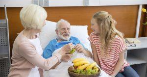 Gestão hospitalar: a comida que conforta