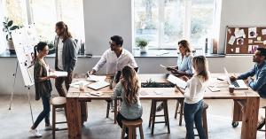 Novos espaços de trabalho e os desafios para os gestores de Facilities