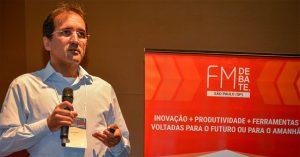 Flávio Pimentel aborda a questão do Workspace Management no FM Debate