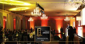 Jantar de premiação ABRAFAC revela os melhores  cases e profissionais de 2019