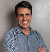 Alexandre Mirandez - Diretor de Arquitetura Predial