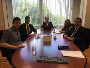 ABRAFAC discute no Ministério da Economia gestão da ocupação em prédios públicos e a MP 915