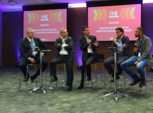 FM Debate sobre gestão de serviços de manutenção promove troca de experiências entre tomadores e prestadores
