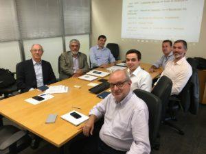 ABRAFAC e outras entidades reúnem-se para discutir o Guia PMOC para Instalações Elétricas de Baixa Tensão