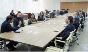 ABRAFAC marca presença em Brasília em reunião da MP 915