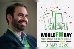 Diretor executivo da Associação Portuguesa de Facility Management participará do FM Day, nesta quarta (13)