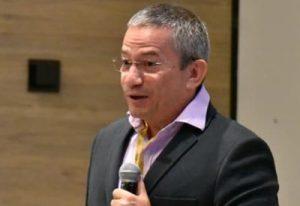 CEO da RV Gestão e diretor da ABRAFAC, Alexandre Roxo faz palestra no FM Day