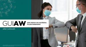GuiaAW para retorno aos escritórios no pós-isolamento