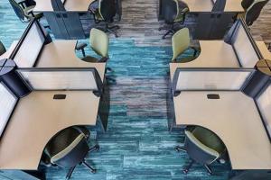 Reabertura de escritórios: protocolos de higiene e limpeza incluem manutenção adequada de tapetes, carpetes e capachos