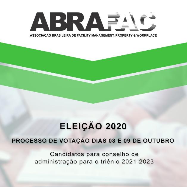 Eleição ABRAFAC: conheça os candidatos ao Conselho de Administração para o triênio 2021-23