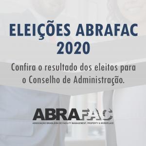 Eleições ABRAFAC: confira o resultado dos eleitos para o Conselho de Administração