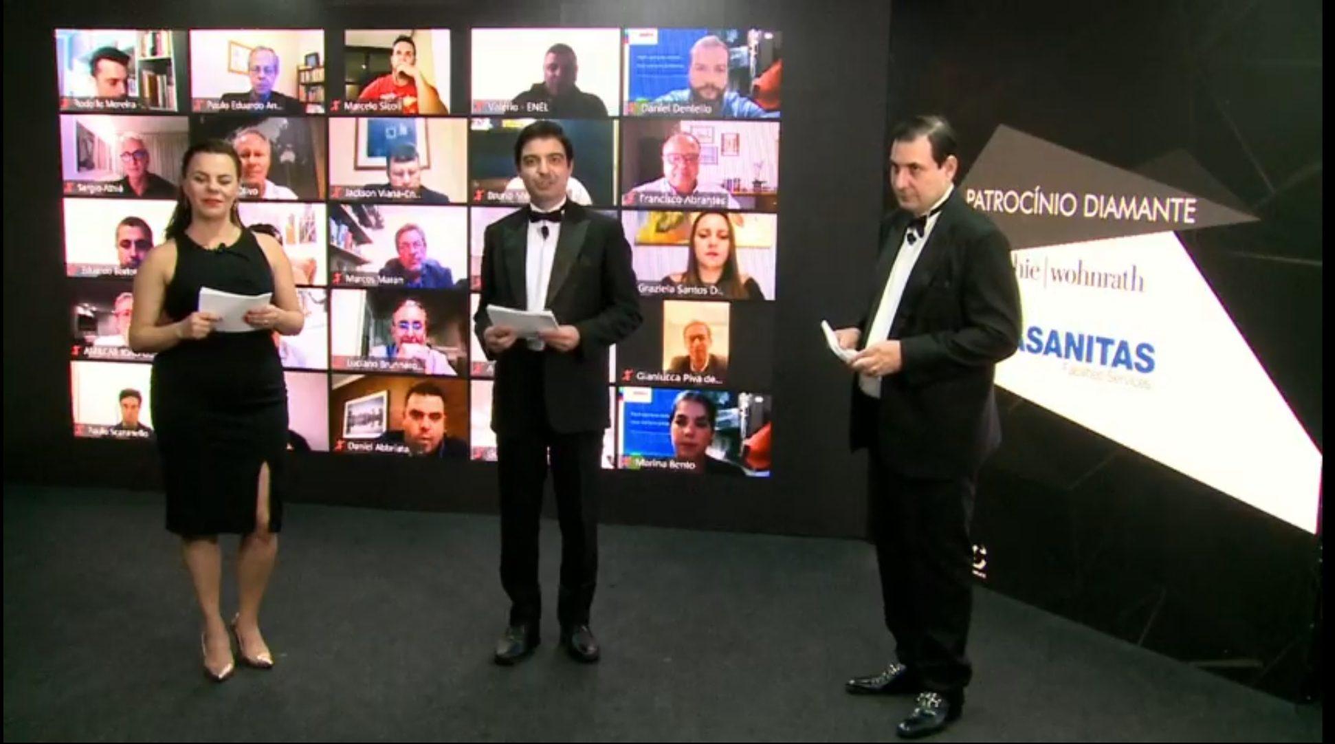 Cerimônia destaca vencedores do 15º Prêmio ABRAFAC Melhores do Ano de 2020