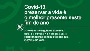 Fiocruz disponibiliza cartilha de recomendações de prevenção à covid-19 para festas de fim de ano