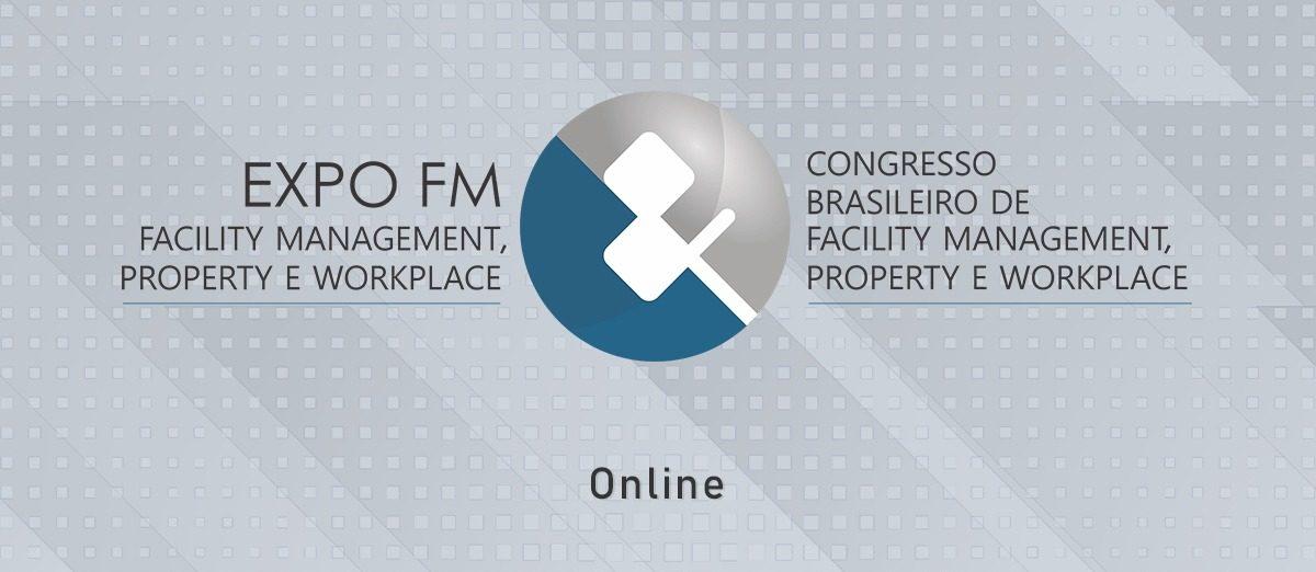 O maior encontro de profissionais de FM, Property e Workplace do Brasil será realizado online em 2021
