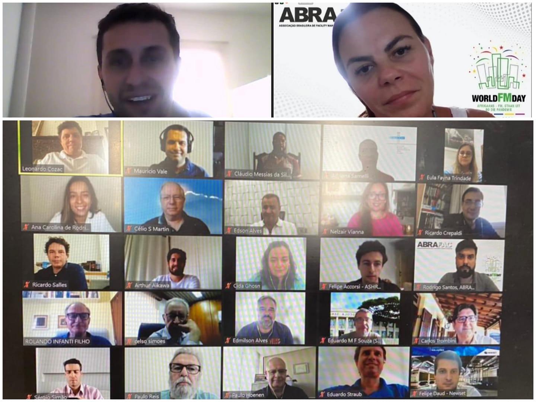 ABRAFAC integra primeira reunião do comitê gestor do Plano Nacional de Qualidade do Ar Interno – PNQAI